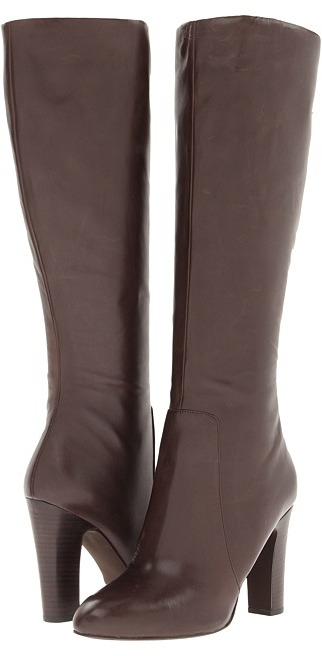 Via Spiga Ailey (Dark Brown Delice Soft Calf) - Footwear