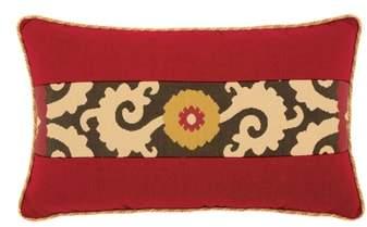Suzani Sun Lumbar Pillow