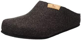 Hans Herrmann Collection Men's HHC Open Back Slippers
