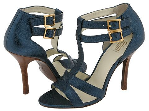 Pelle Moda - Reena (Blue Metallic)