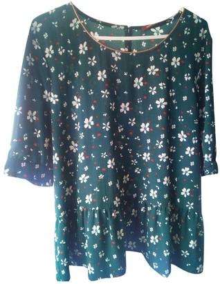 Comptoir des Cotonniers Green Top for Women