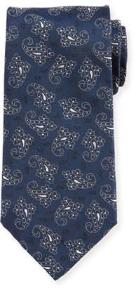 Etro Men's Paisley Silk Tie
