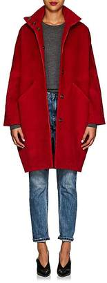Zero Maria Cornejo Women's Bea Cotton Corduroy Cocoon Coat