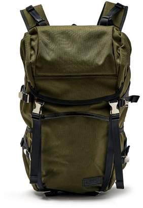 MASTERPIECE Master Piece Lightning Technical Backpack - Mens - Green