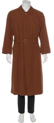 Burberry Burberry's Vintage Belted Trench Coat