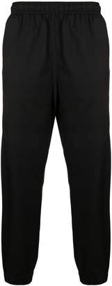 Stussy logo track trousers