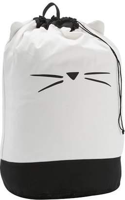 Pottery Barn Teen The Emily & Meritt Cat Ear Laundry Backpack