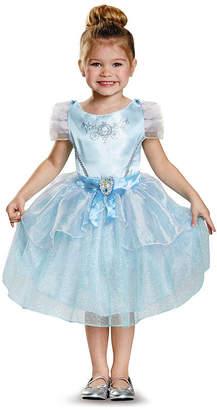 BuySeasons Disney Princess Cinderella Classic Toddler Girls Costume
