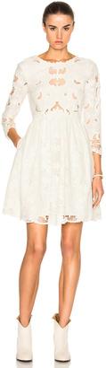 Sea Cut Out Dress $485 thestylecure.com