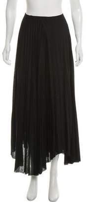 Les Copains Pleated Maxi Skirt