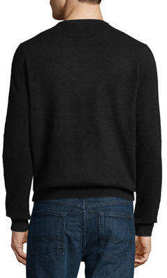 Neiman Marcus Men's Cashmere Crewneck Sweater