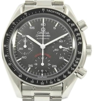 Omega Speedmaster 3510.51 Stainless Steel Automatic 39mm Mens Watch $2,120 thestylecure.com