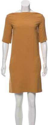 Celine Short Sleeve Mini Dress