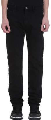 Raf Simons Black Denim Jeans