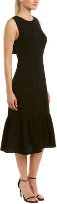 Adrianna Papell Midi Dress