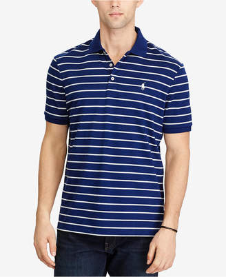 Polo Ralph Lauren Men's Classic-Fit Striped Soft-Touch Cotton Polo