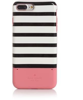 Kate Spade Stripe Credit Card iPhone 7 Plus/8 Plus Case