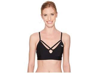 Speedo Aqua Elite Strappy Bikini Top Women's Swimwear