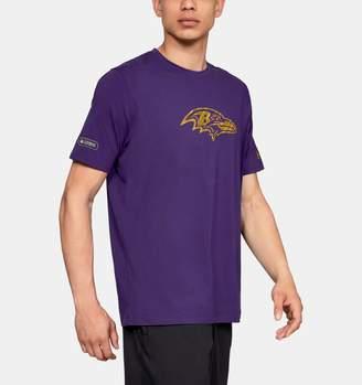 Under Armour Men's NFL Combine Authentic Print Fill T-Shirt