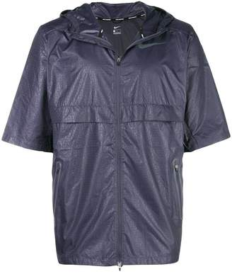 Nike short sleeved sports jacket