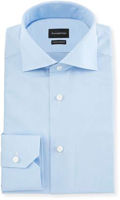 Ermenegildo Zegna Men's Trofeo Comfort Dress Shirt
