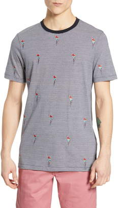 Ted Baker Vipa Slim Fit Embroidered T-Shirt