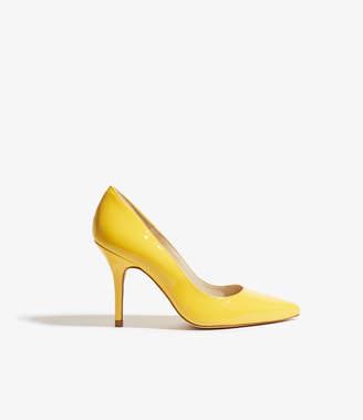 Karen Millen Patent Leather Court Heels