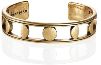 Jenny Bird Moonsong Cuff $85 thestylecure.com