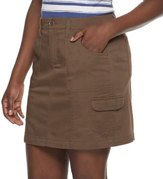 Croft & Barrow Women's Utility Comfort Waistband Skort
