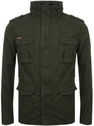 Superdry Rookie Field Jacket Khaki