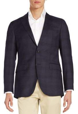 Hugo Boss The James Plaid Sportcoat