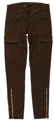 J Brand Low-Rise Cargo Pants