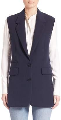 Helmut Lang Women's Double Pocket Sleeveless Vest