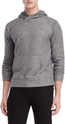 Calvin Klein Jeans Brushed Cozy Pullover Hoodie