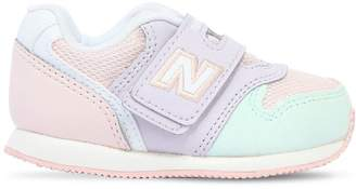 New Balance 996 Faux Leather & Neoprene Sneakers