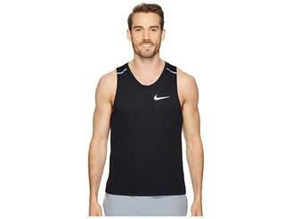 Nike Tailwind Running Tank Men's Sleeveless