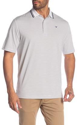 965dec4aaf597 Callaway GOLF Stripe Short Sleeve Polo