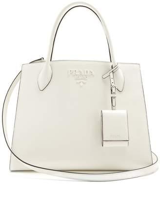 Prada Monochrome medium leather bag