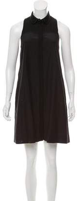Rag & Bone Sleeveless Button-Up Dress