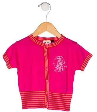 Ikks Girls' Knit Top