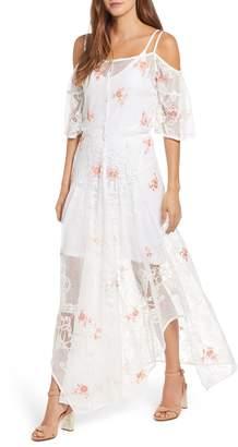 Kas Luna Lace Maxi Dress