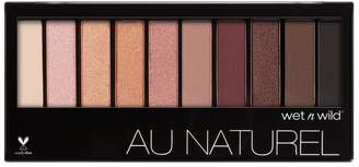 Wet n Wild Wet 'n' Wild 754A Color icon au naturel 10-pan eyeshadow palette, 0.29 Ounce