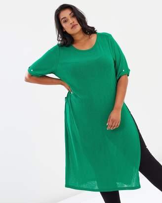 Junarose Lorena 2/4 Sleeve Tunic