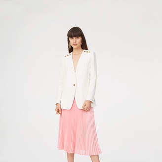 Club Monaco Behtina Pleated Skirt