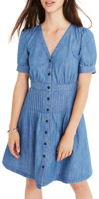 Madewell Denim Daylily Dress