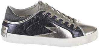 Crime London Women's 2531040 Leather Sneakers