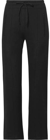 Isabel Marant Étoile - Dobbsy Knitted Track Pants - Black