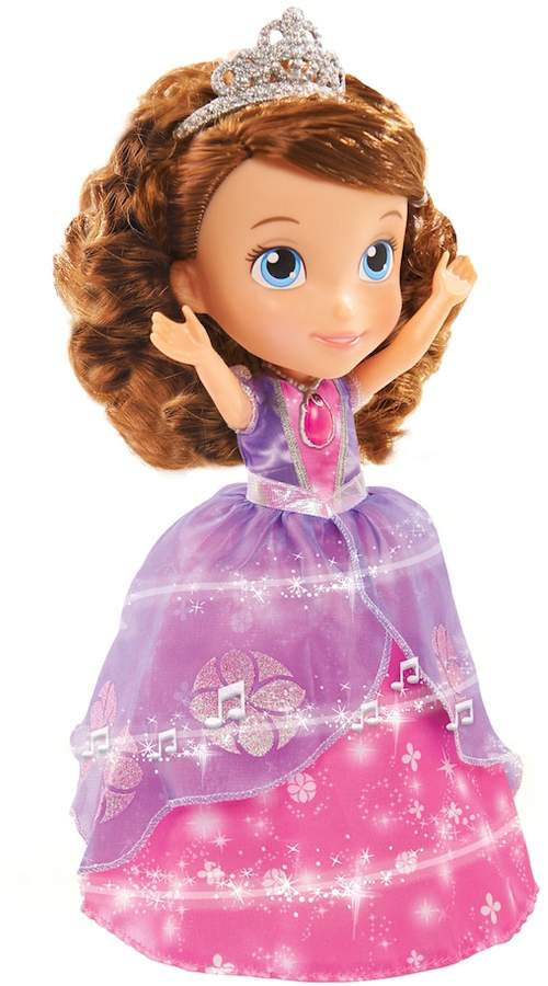 Disney Disney Jr. Sofia the First Magic Dancing Sofia Doll