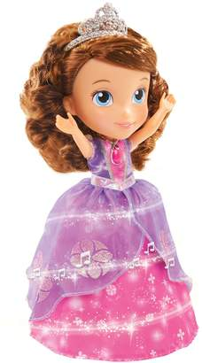Disney Jr. Sofia the First Magic Dancing Sofia Doll