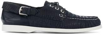Jimmy Choo Orson boat shoes